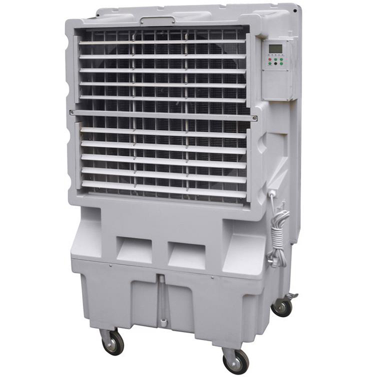 new type plastic body portable water air conditioning unit