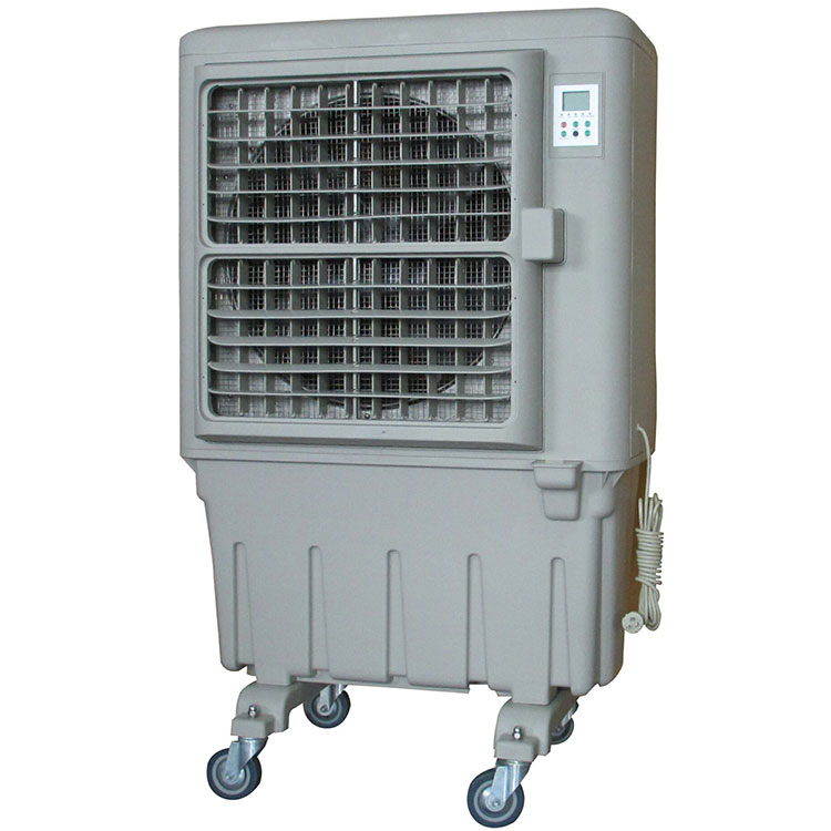 new type portable competitive price evaporative air cooler